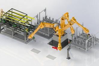Grippers para robots