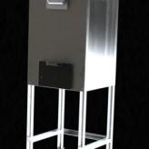 Cabine de Marcação por Gravação Pneumática